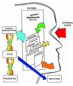 NLP Communication Model - NLP Minds